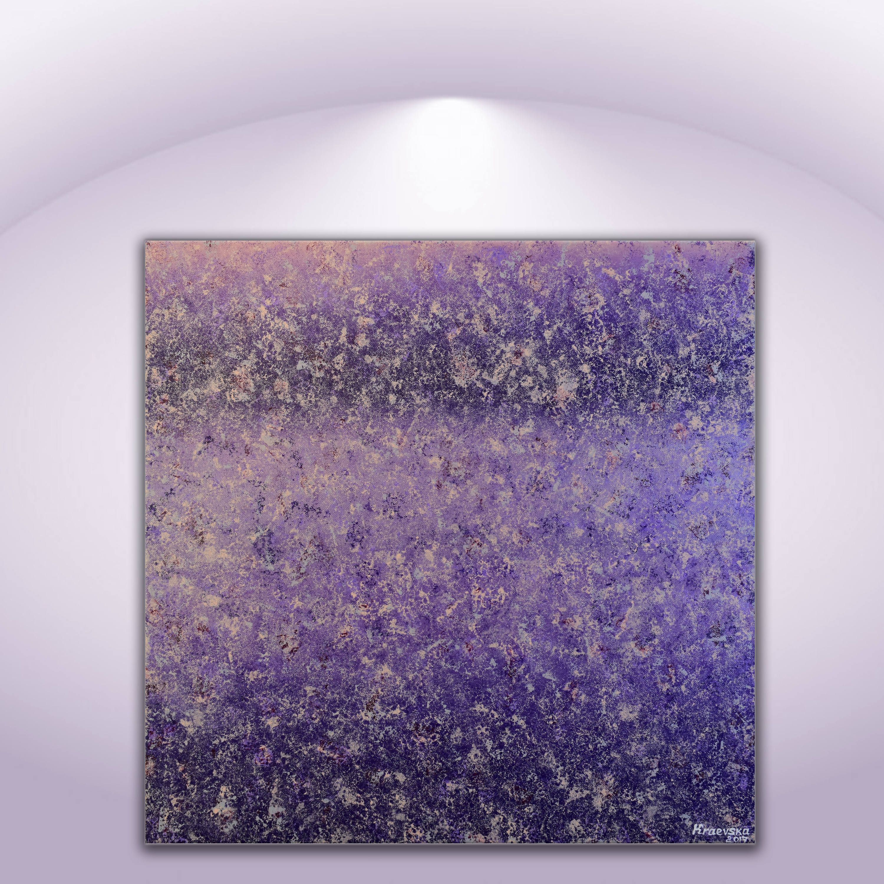 Canvas Paintings Lilac Painting On Canvas Painting Gift For Mom Art For  Home Living Room Decor Modern Art Contemporary Wall Art Abstract Bedroom  Decor Gift ...