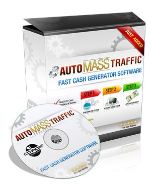 Auto Mass Traffic Generation Software Traffic Generation