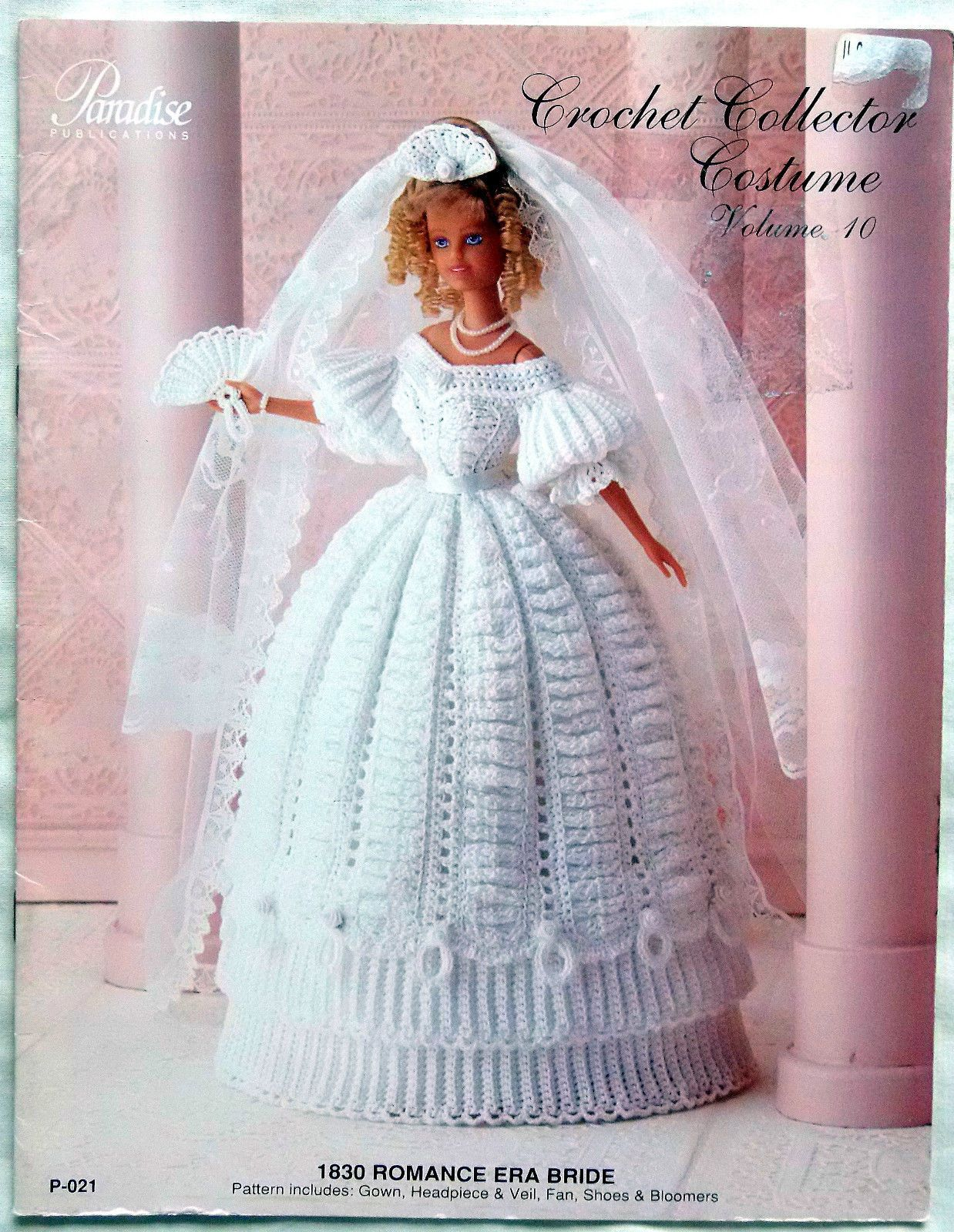 Paradise fashion doll barbie crochet collector costume patterns paradise fashion doll barbie crochet collector costume patterns you choose ebay bankloansurffo Gallery