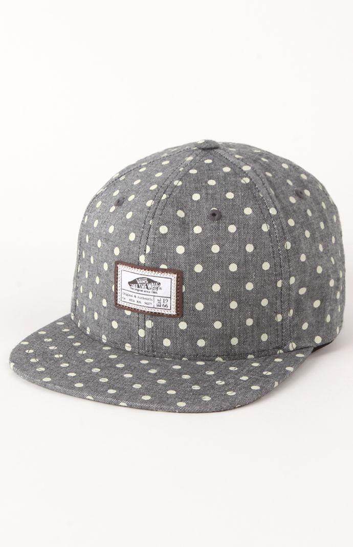 c6c9f25f85 Vans Yelser Snapback Hat