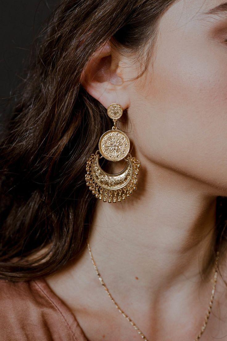 Rixen Jewelry: Italian Mama Earrings