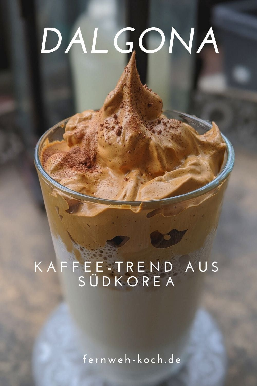 Photo of Dalgona – Rezept für den Kaffee-Trend aus Südkorea