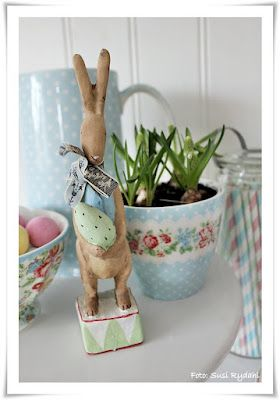 WELCOME TO INTERIOR WITH COLORS.: Easter   Greengate makes me smile