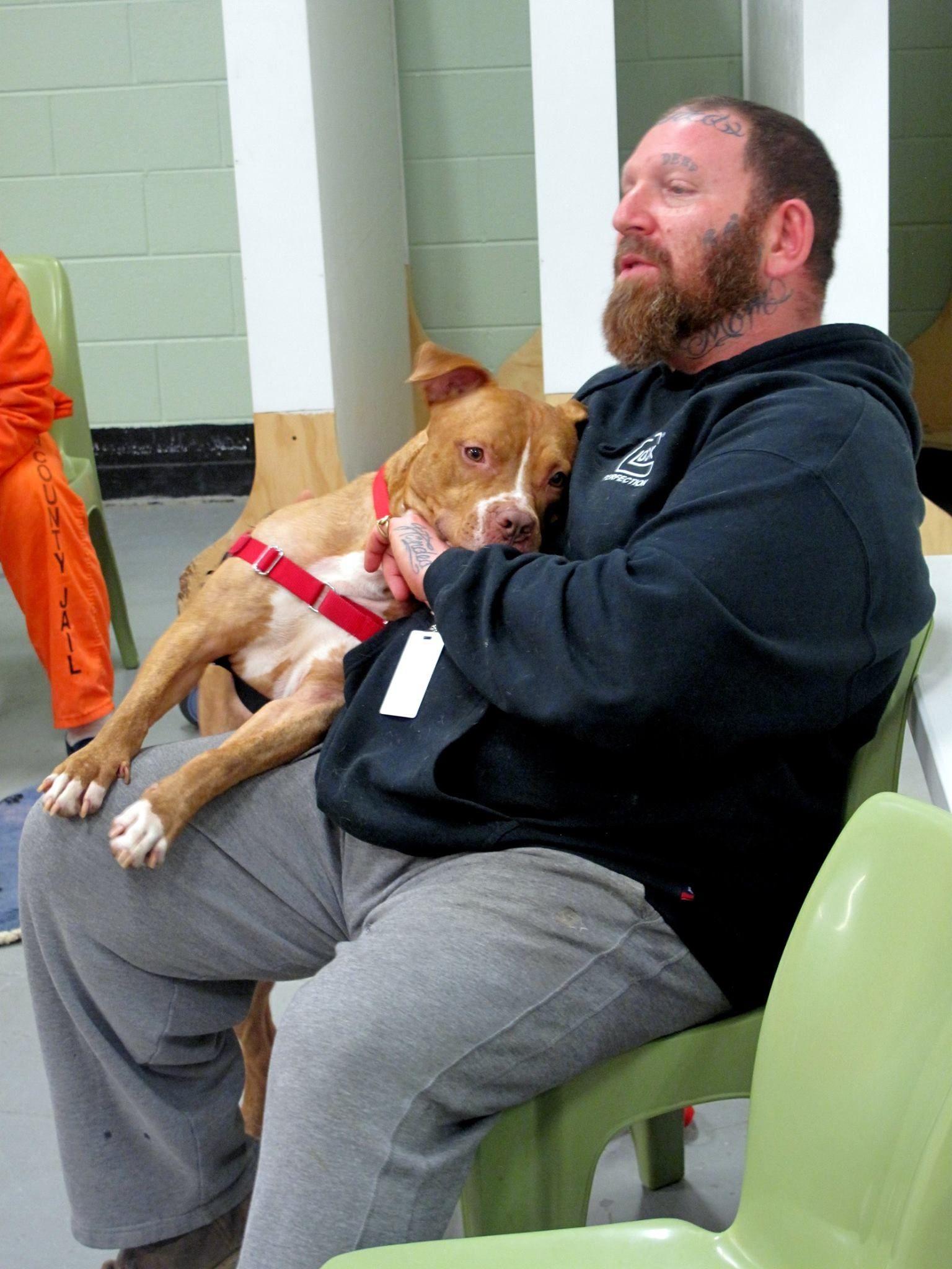 Jason Flatt Making A Visit At Fulton County Jail In Atlanta Ga To