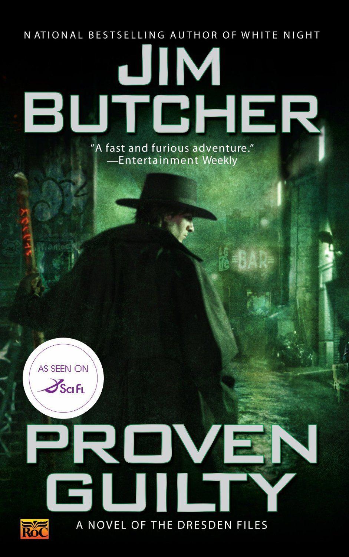 Amazon: Proven Guilty (the Dresden Files, Book 8) Ebook: