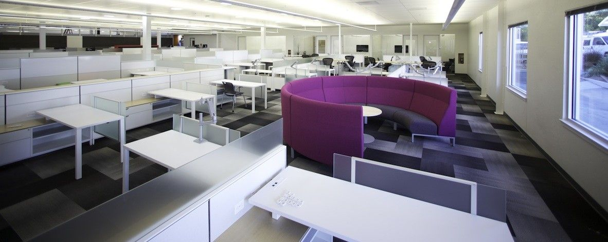 An Office Designed To Keep Employees Working From Home