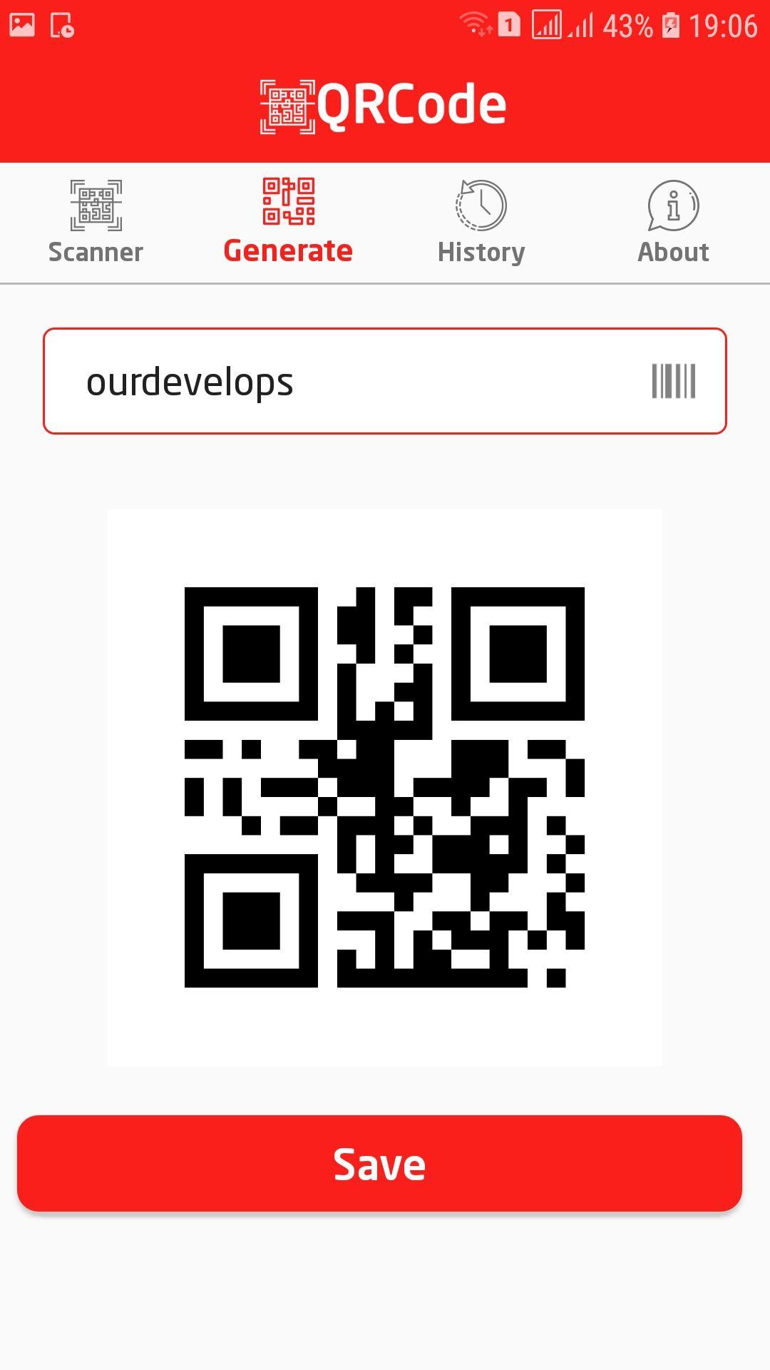 QRCode - Smart Scanner and Generator Barcode | QRCode | design | Qr