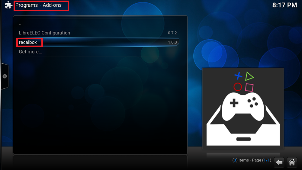 Here are my pre-built images for a dual boot Recalbox & KODI