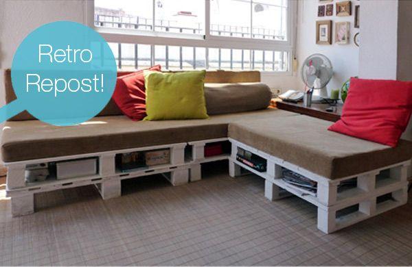 Sofa Search Results 2modern Blog Diy Pallet Couch Diy Sofa Diy Pallet Sofa