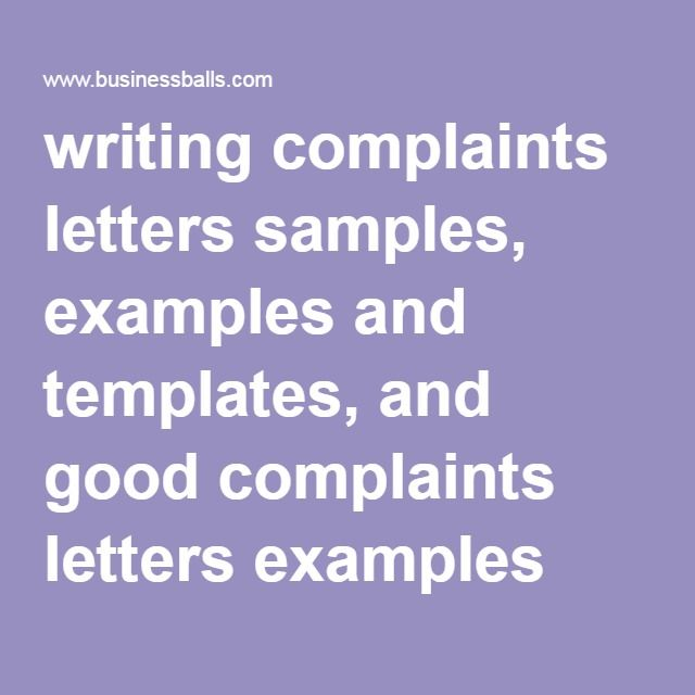 writing complaints letters samples, examples and templates, and - sample harassment complaint form