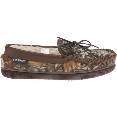 Magellan Outdoors™ Men s Camo III Moc Slippers  79bb8cd441b2e