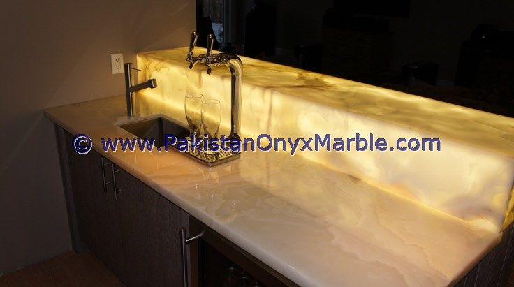 Backlit Onyx Bathroom Washroom Backlit Onyx Sinks Backlit Onyx