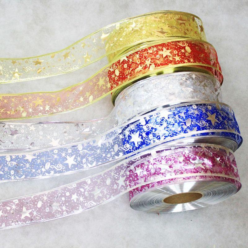 Free Shipping] Buy Best 1Roll L90mxW5cm Christmas