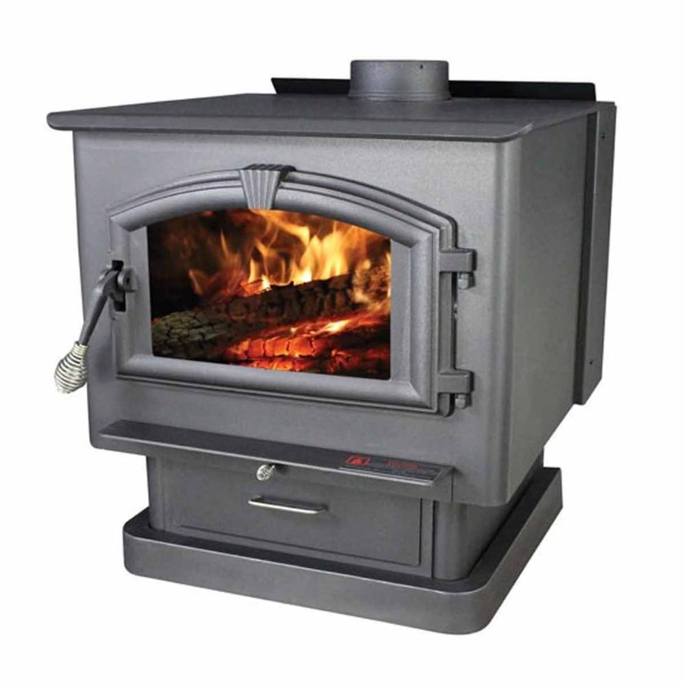 U S Stove Extra Large Epa Certified Wood Stove Wood Stove Wood Burning Stove Stove