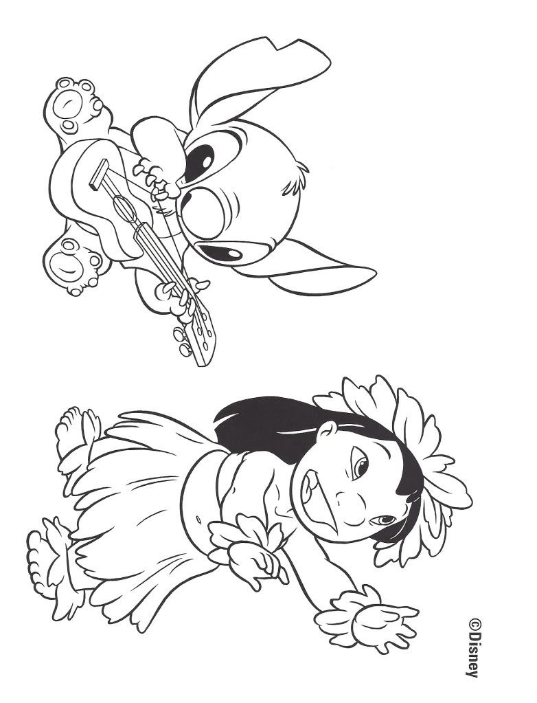 Disney Lilo And Stitch Printable Coloring Pages Disney Coloring 3 Jpg 782 1023 Stitch Coloring Pages Disney Coloring Pages Coloring Pages