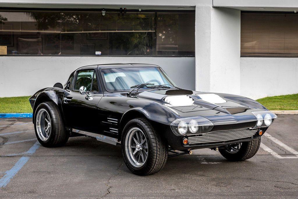 1963 Chevrolet Corvette Grand Sport 1963 Superformance Corvette Grand Sport Rolling Chassis Gm Licensed Corvette Grand Sport Chevrolet Corvette Corvette
