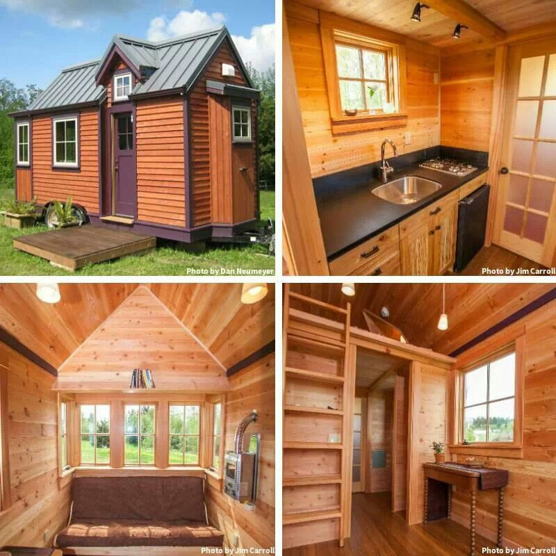 Tiny House Interior And Exterior Design Http Jadecraftsmanbuilders Com Jadetinyhouse Tiny House Inspiration Tiny House Cabin Tiny House Living