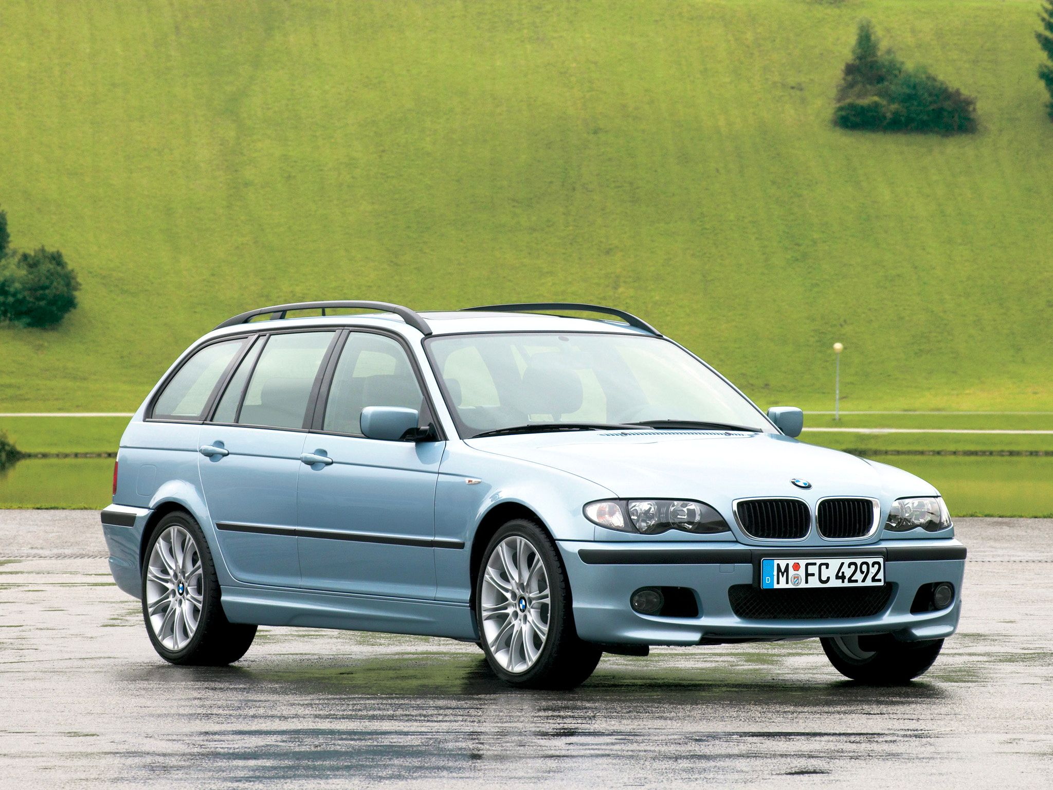 Bmw 3 Series Touring Edition  05