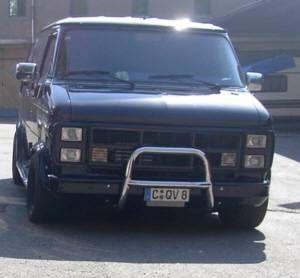 1976 G20 Chevy Chevy Van Cool Vans Custom Vans