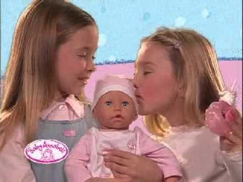 Baby Annabell® TV Spot | Tv spot, Baby face, Youtube