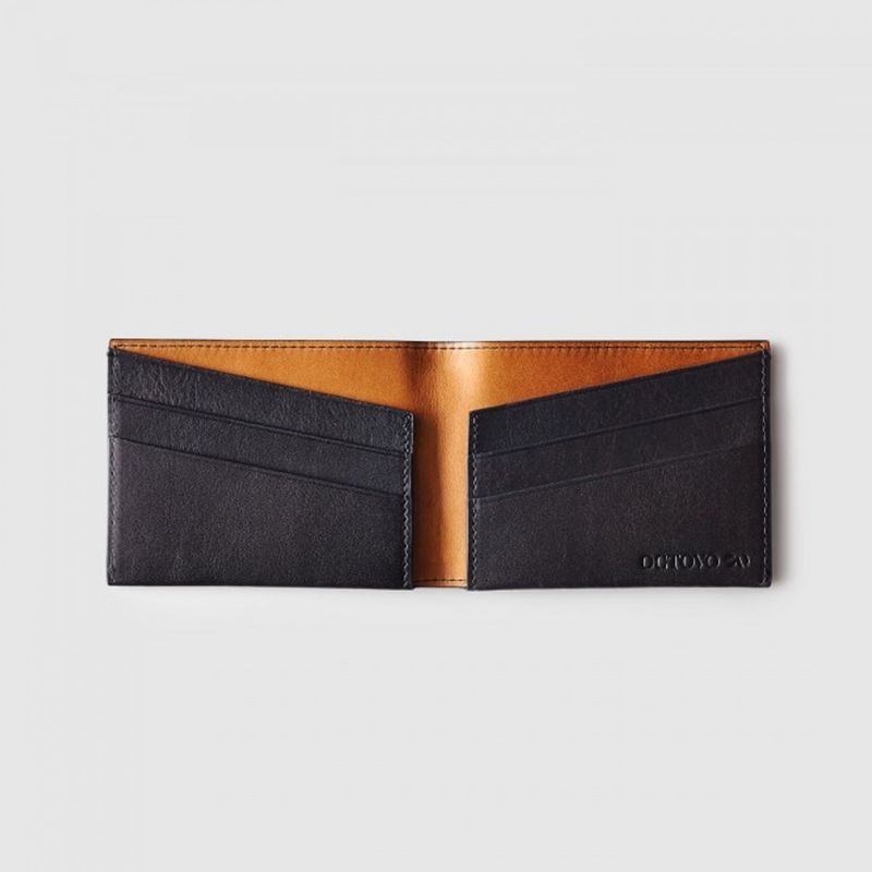 Mens Classic Leather Wallet #leatherwallets