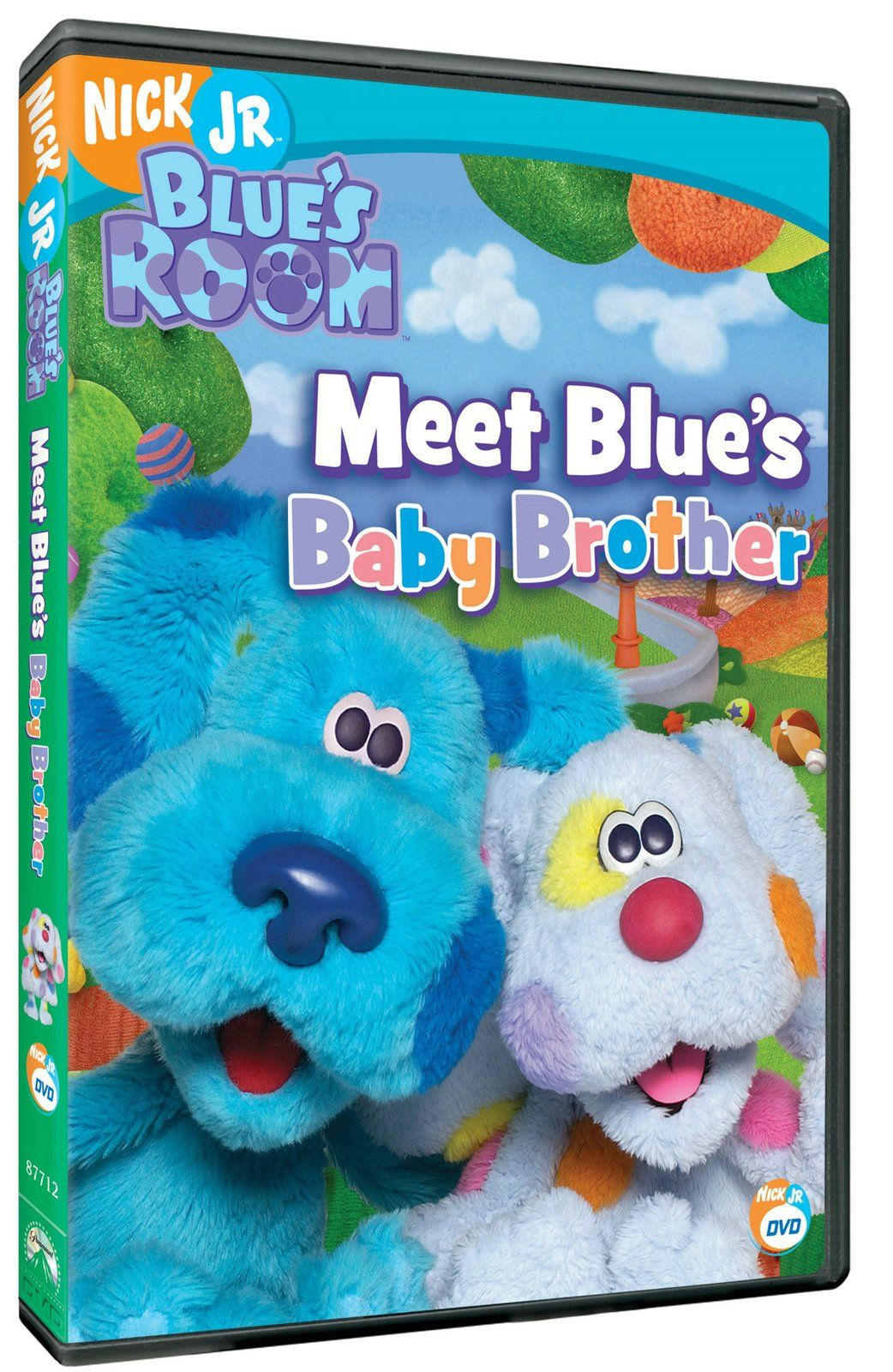 Blue S Clues Room Meet Baby Brother Dvd Free Shipping