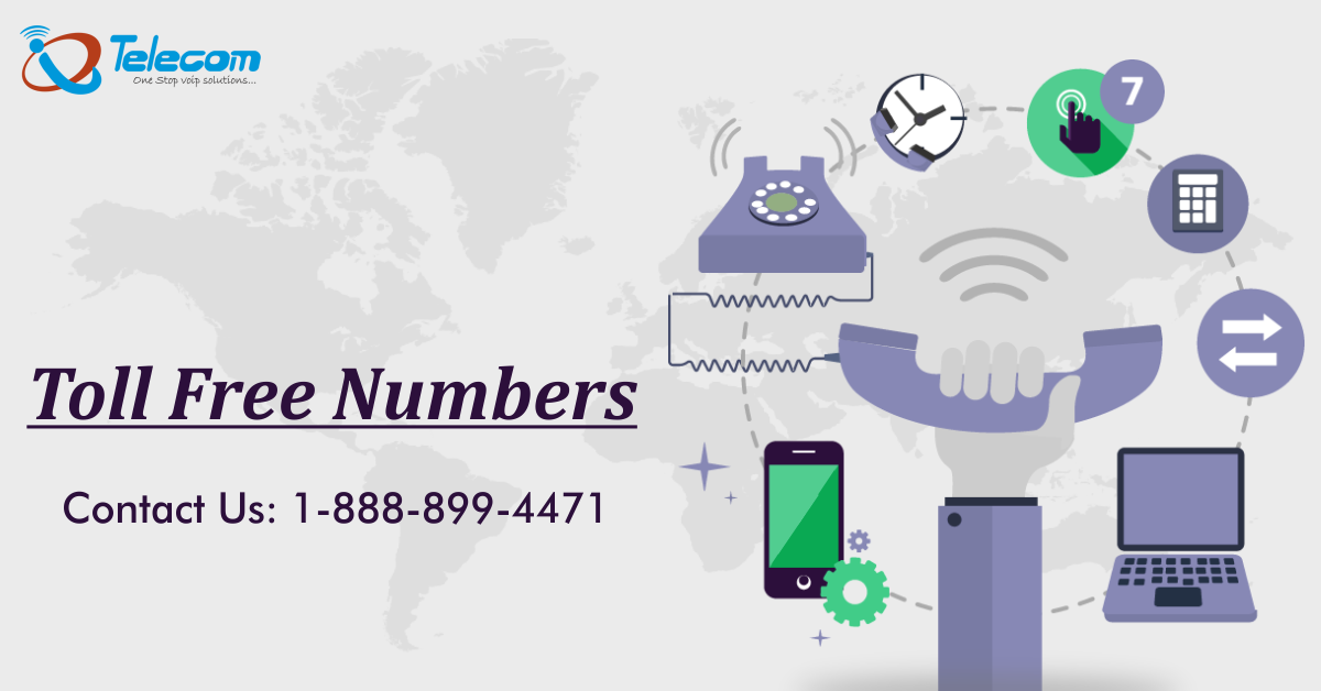 How Toll Free Numbers can help to make International
