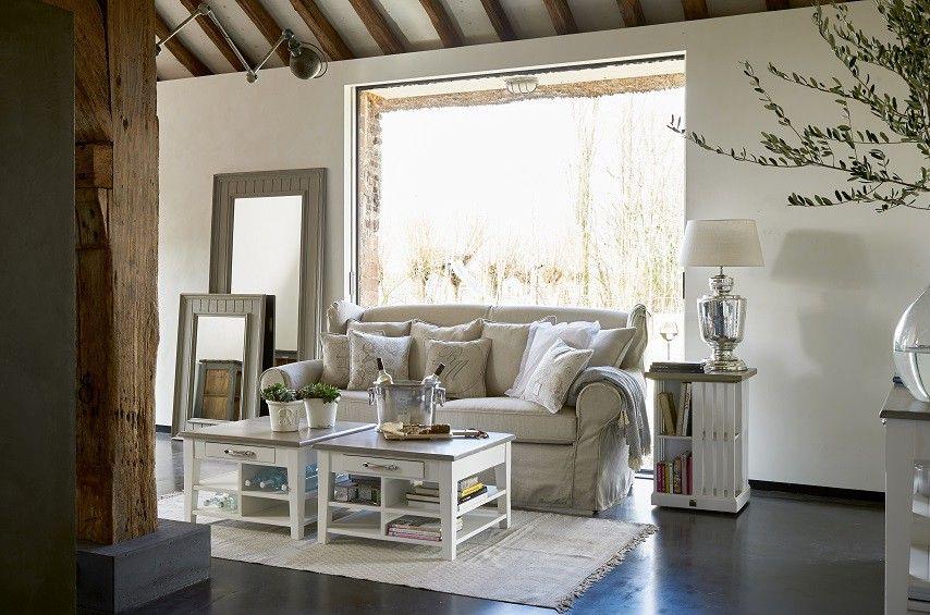 Interieurinspiratie | Rivièra Maison | woonkamer | Pinterest
