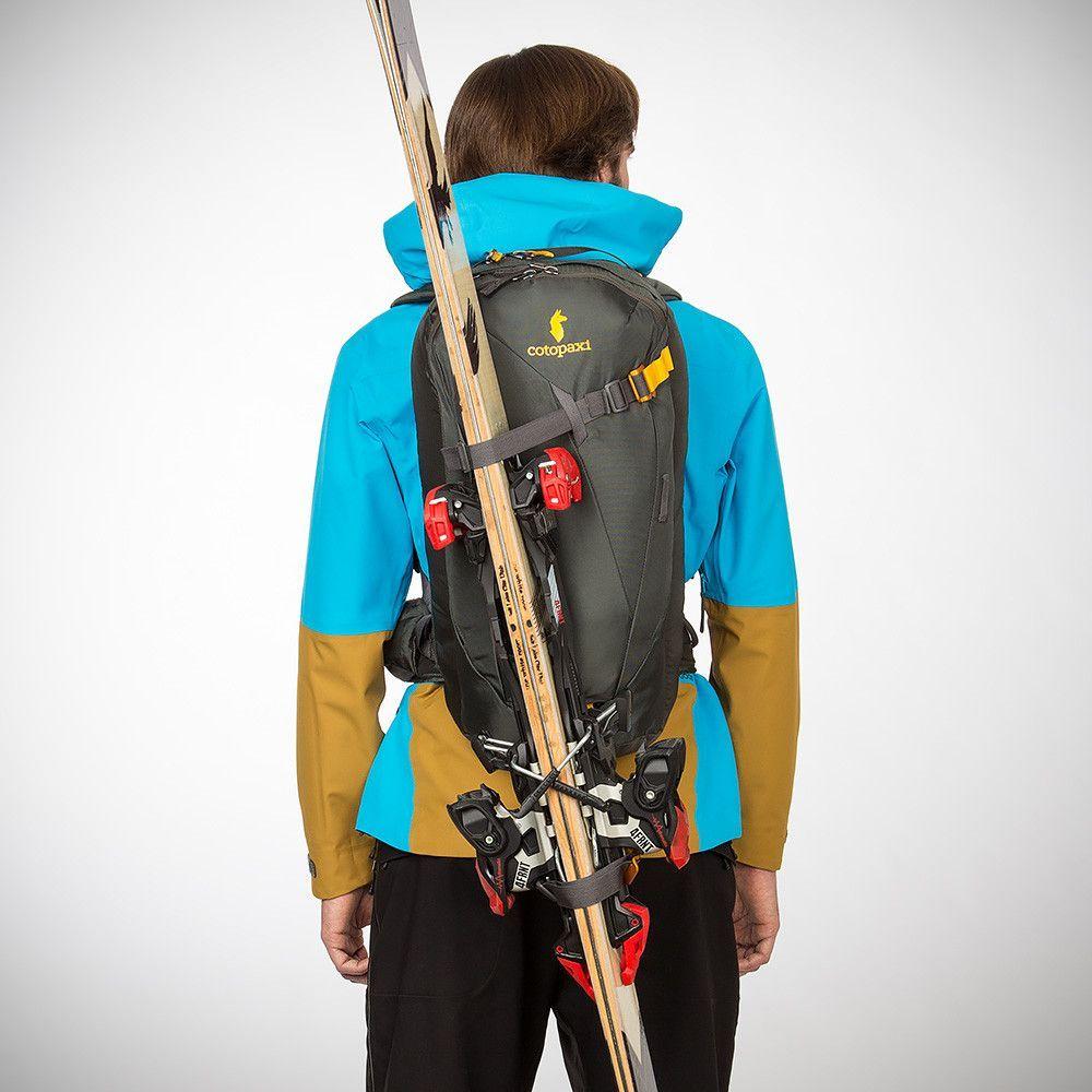 35f0706cd76f Cayambe - Diagonal Carry ski backpack   Hiking Trips   Ski gear, Ski ...