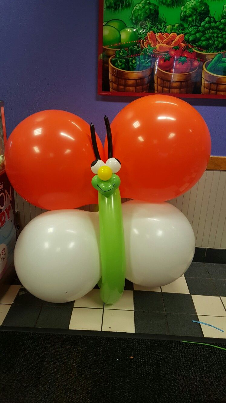 Butterfly Butterfly Awesome large balloon sculptures