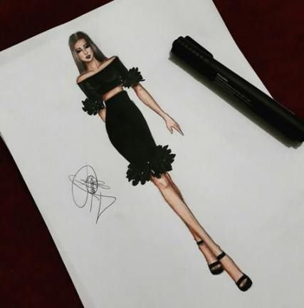 Photo of 68 ideas fashion vogue sketches haute couture
