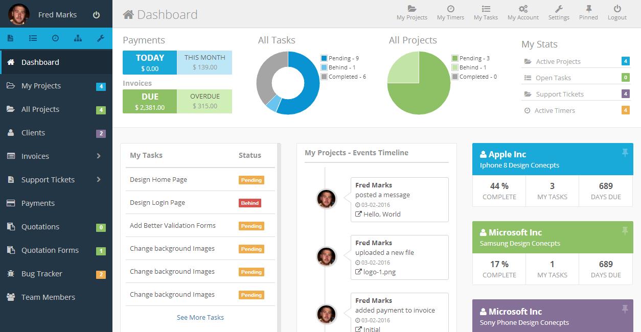 Kết quả hình ảnh cho project dashboard Project dashboard