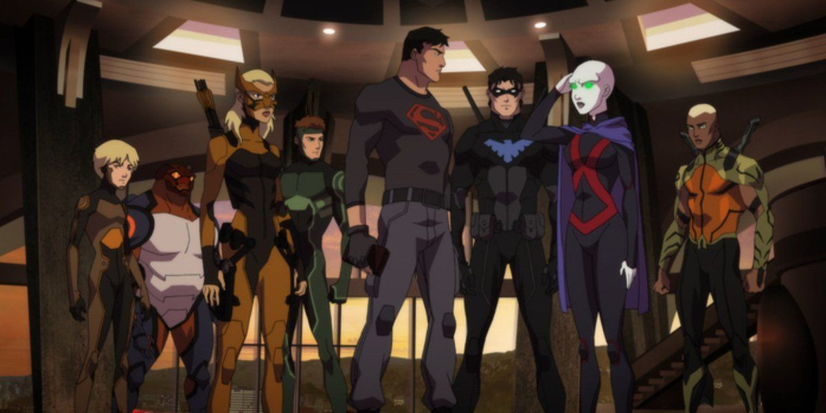 Young Justice Executive Producer Reveals Season 4 Status And New Title Young Justice Season Young Justice Young Justice Season 3