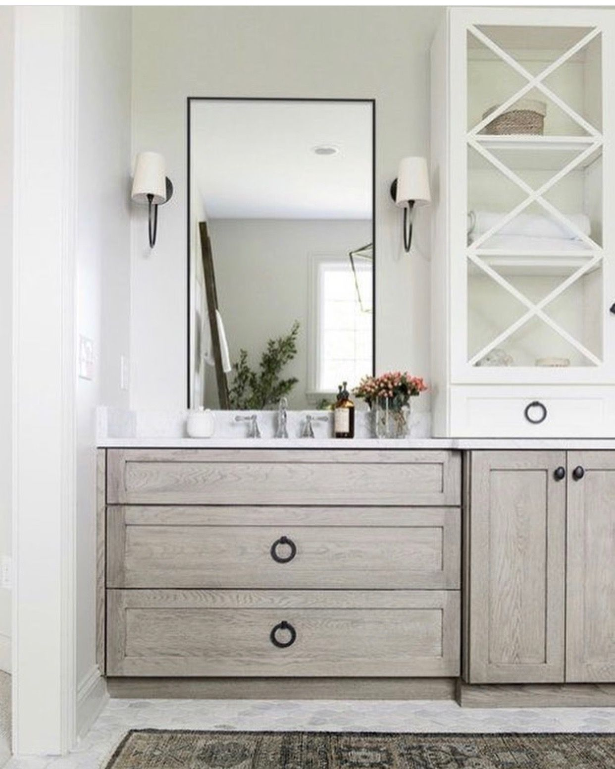 7 Bathroom Cabinet Ideas For Your Inspiration Bathroom Suites And Designs Bathroom Vanity Designs Modern Bathroom Vanity Bathroom Design