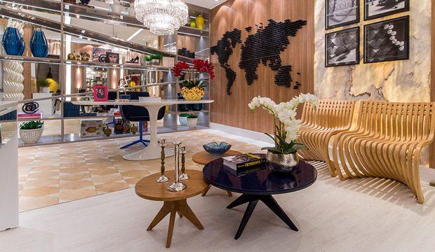 Home Office da Blogueira - Casa Cor
