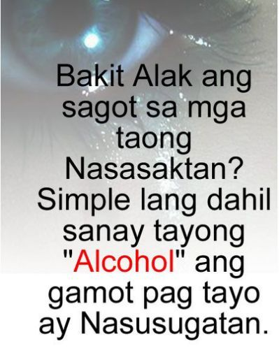 Pinoy Funny Quotes Pinoy Tagalog Hugot Quotes Quotes