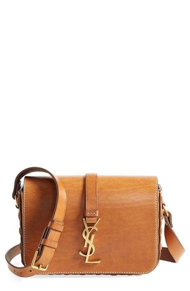 d83853d90d5c Saint Laurent  Medium Monogramme Université  Leather Crossbody Bag  available at  Nordstrom