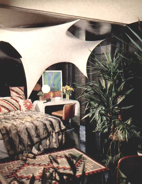LILEKS (James) :: the 70s :: Interior Design