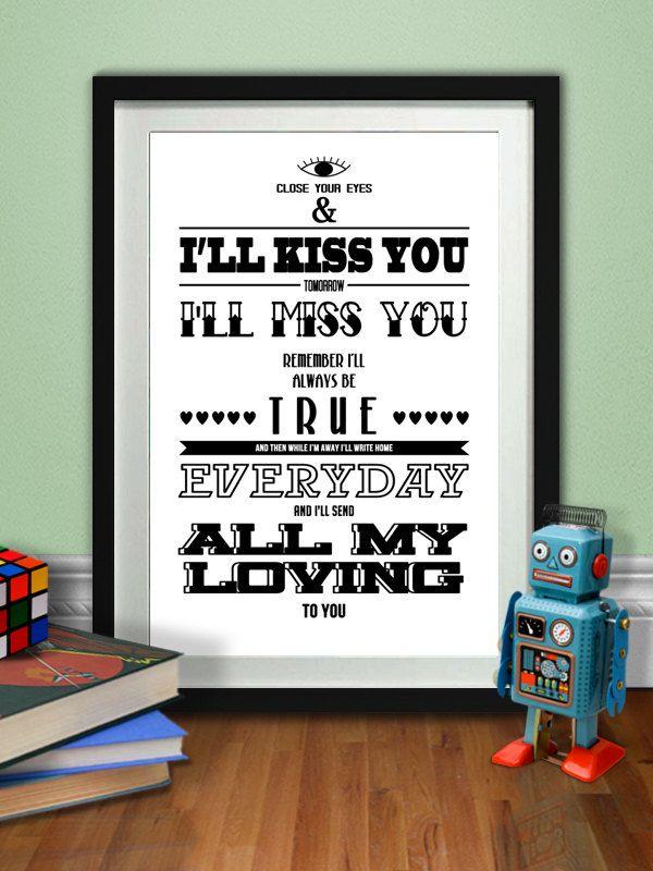 Helloween – All My Loving - The Beatles Lyrics | Genius Lyrics