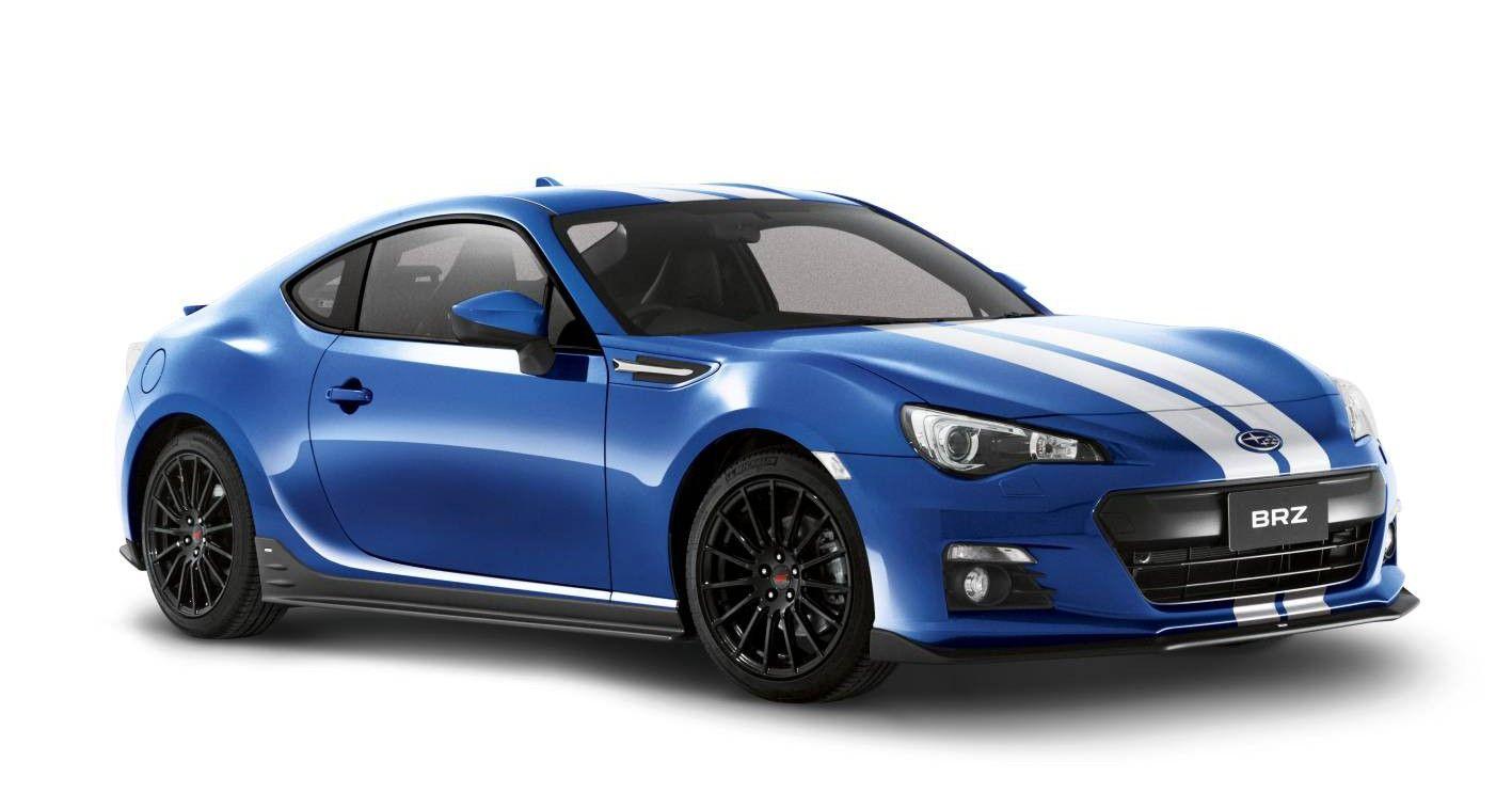 Subaru BRZ Special Edition revealed Subaru brz, Subaru