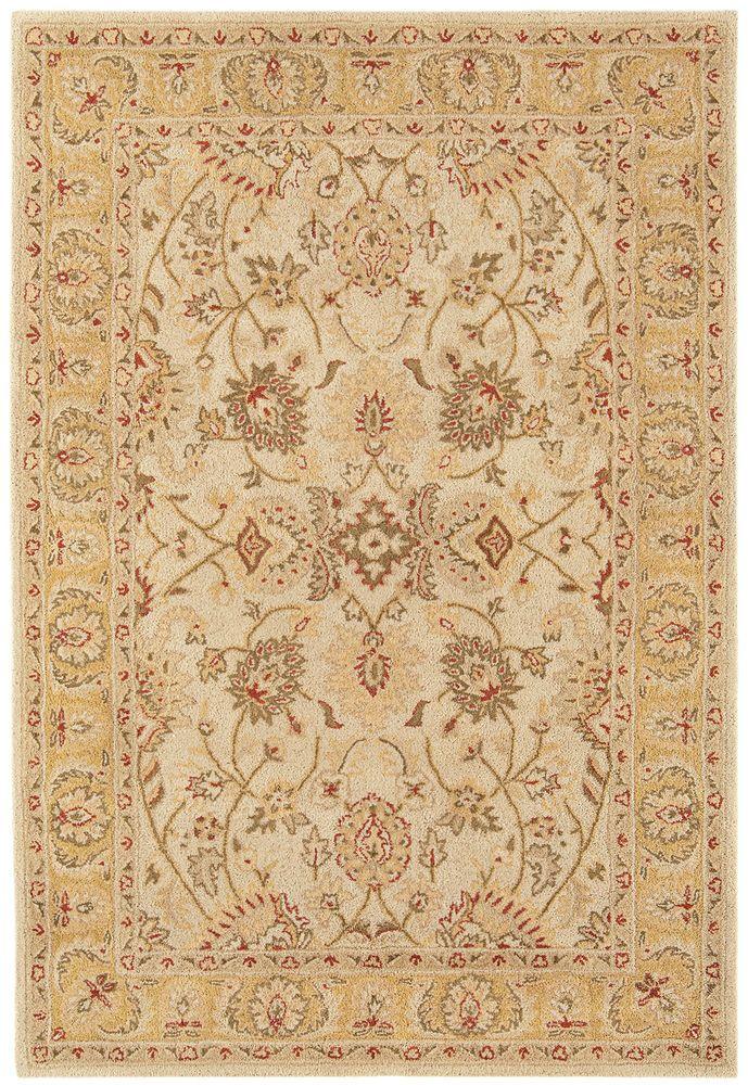 Teppich Wohnzimmer Orient Carpet Klassisch Design Agra Classic Rug ... Teppich Wohnzimmer Design