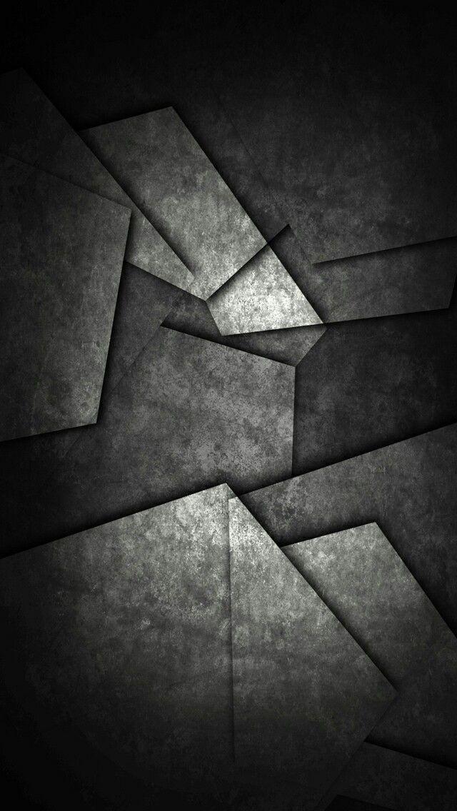 Black and white wallpaper elegant