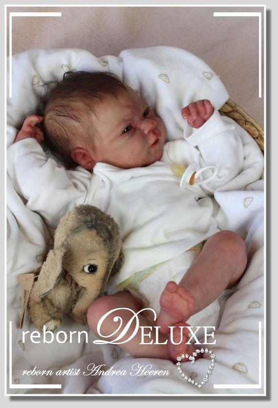 Newborn Baby Madison Andrea Heeren Reborndeluxe Www Reborn Deluxe Com Rebornbaby Puppe Fur Samml Cute Baby Dolls Realistic Baby Dolls Silicone Reborn Babies