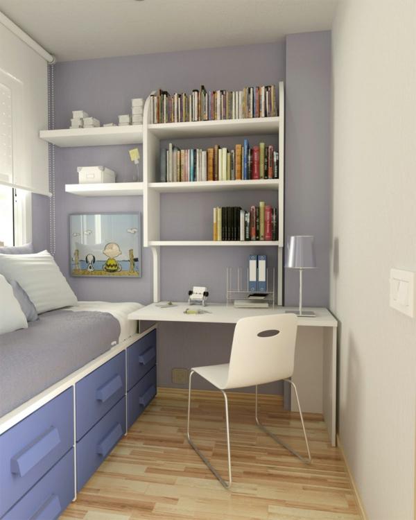 Kleine Räume einrichten Nützliche Tipps und Tricks