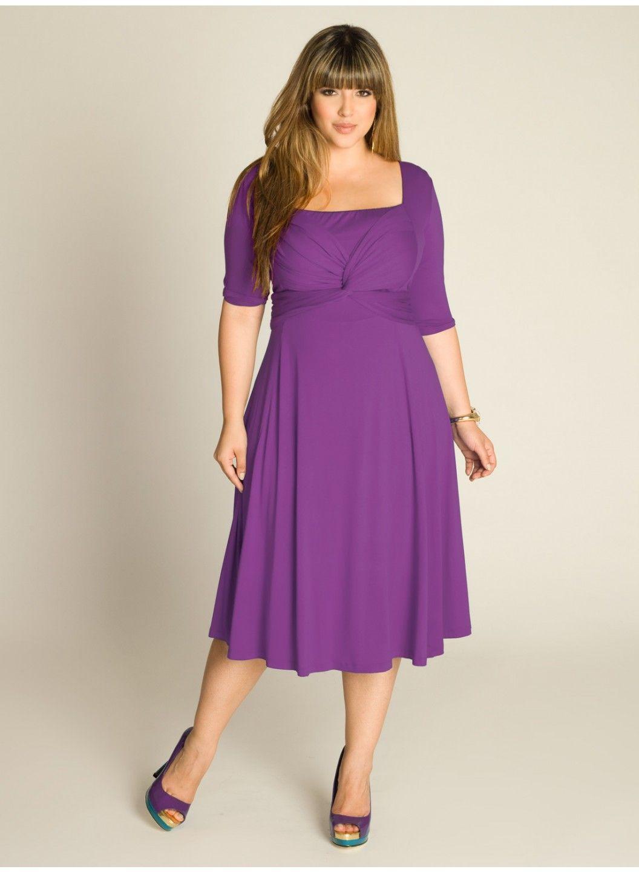 Tiffany Dress in Hyacinth.   TALLA EXTRA   Pinterest   Modista ...