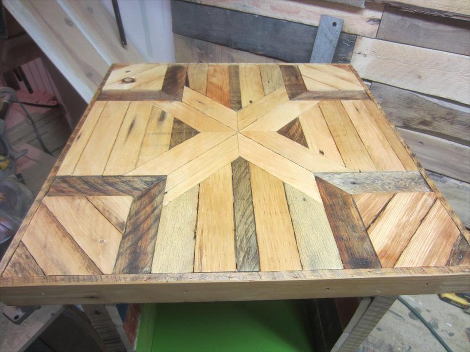 Image result for pallet wood tables