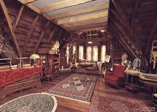 Charmed I M Sure With Images Attic Rooms Attic House