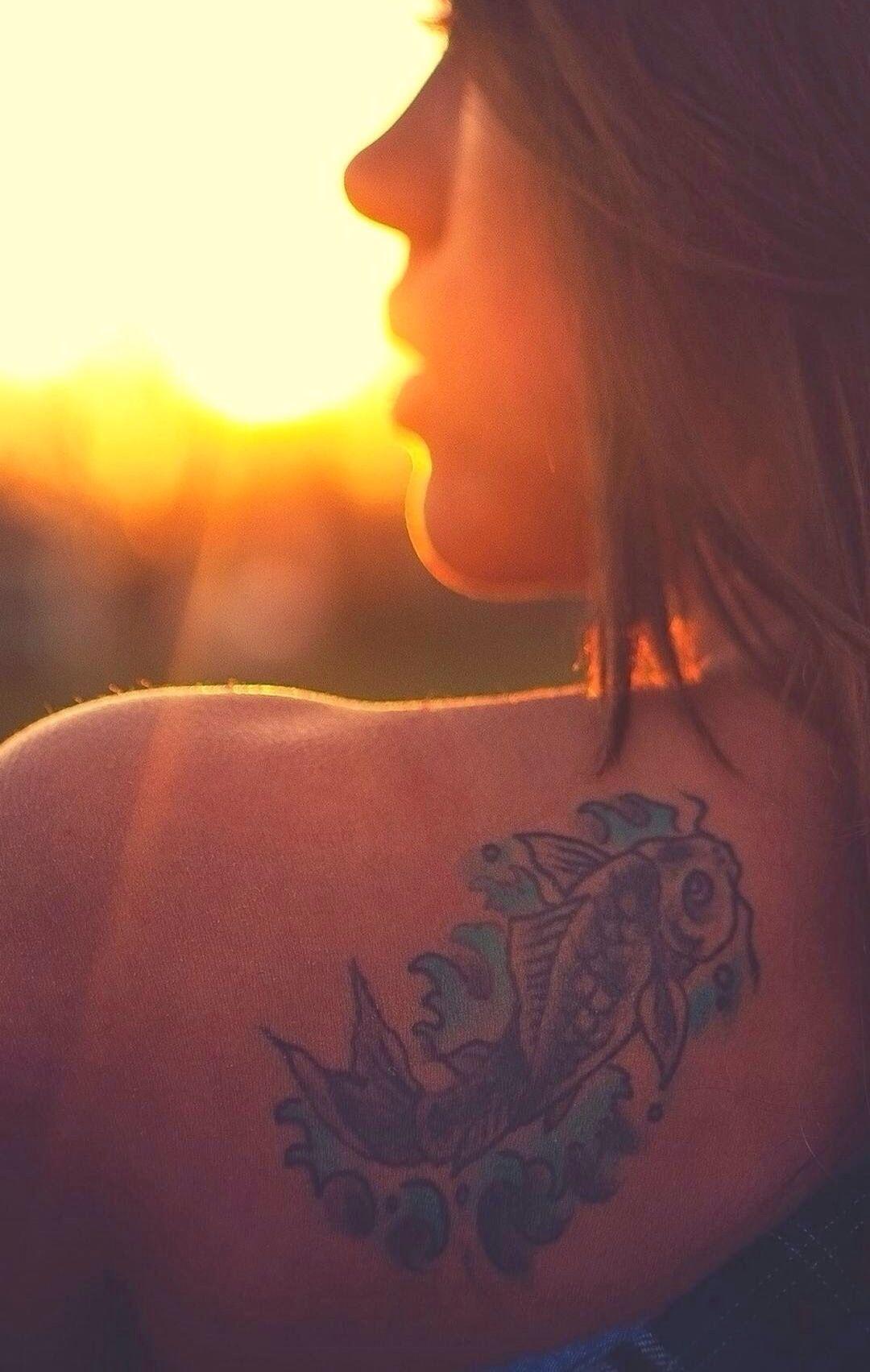 Koi Fish tattoo. | Tattoos | Pinterest | Koi fish tattoo, Fish ...