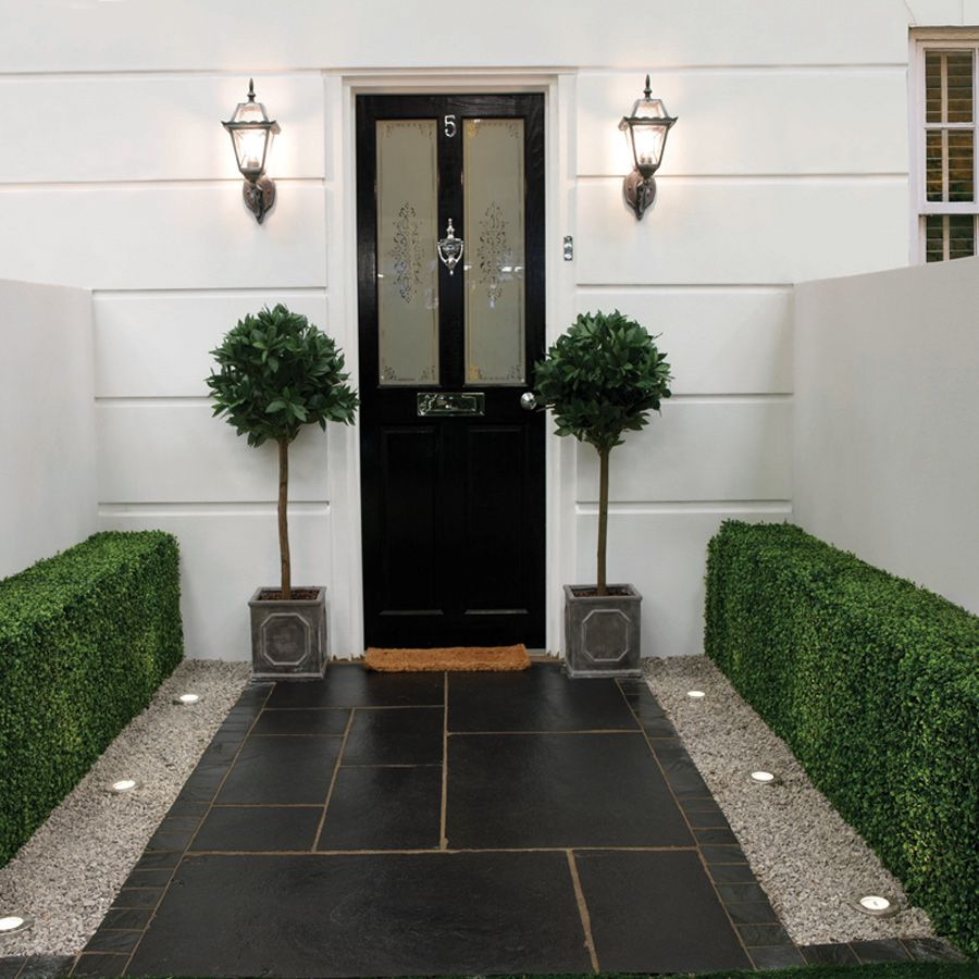 pavestone paving riven limestone black kadapha paving. Black Bedroom Furniture Sets. Home Design Ideas