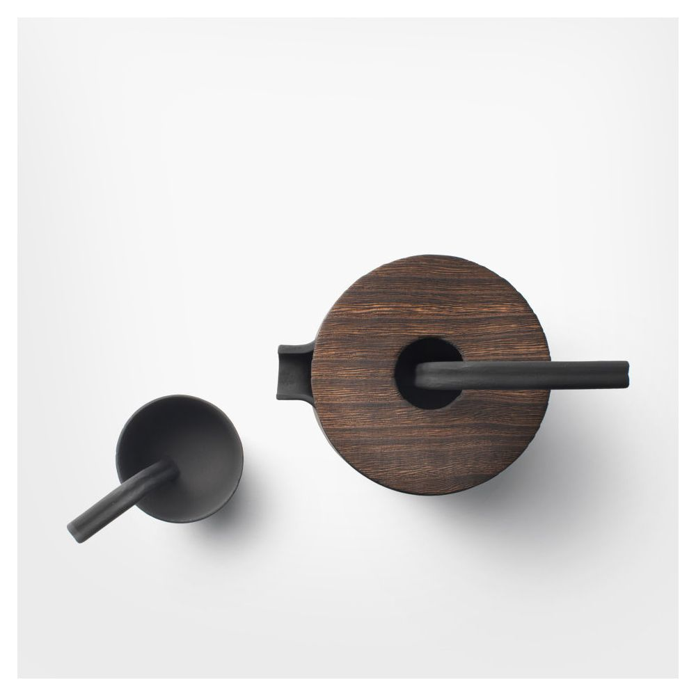 Nendo | Gasen | CS015 Yamagata-Imono Tea Set | the modern object ...